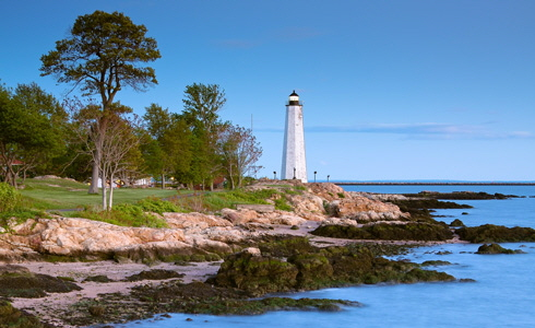 Five Mile Point Lighthouse, New Haven, CT