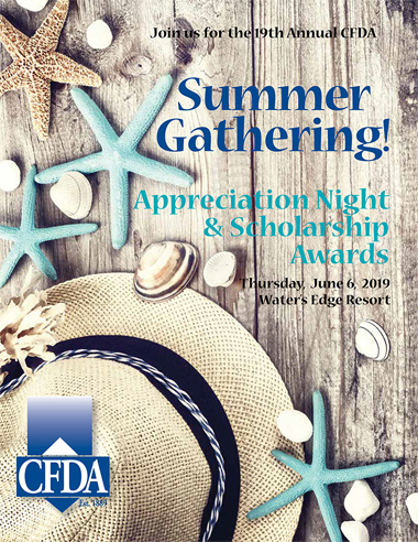 CFDA 19th Annual Summer Gathering
